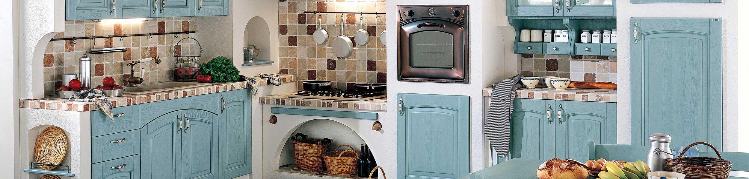 Ar tre cucine muratura for Arredo bagno in muratura