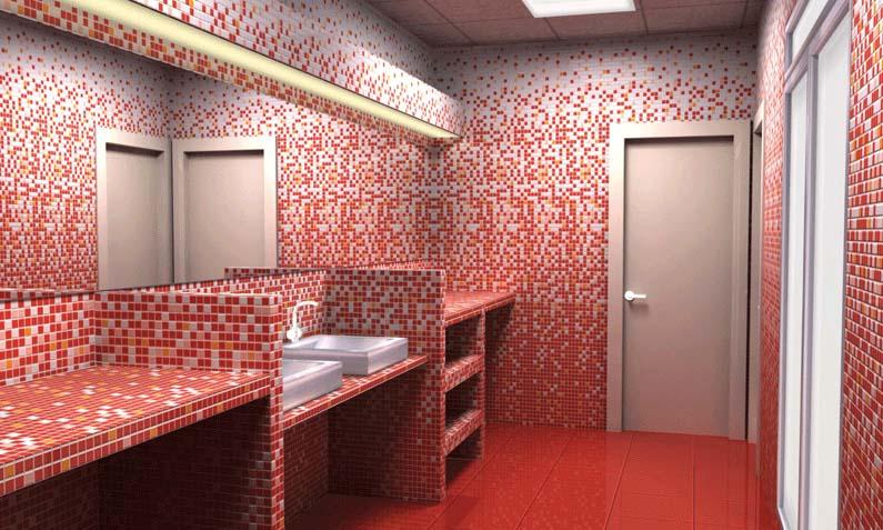Scegli mosaici per rivestimenti da cirelli arredo bagno - Cirelli arredo bagno ...