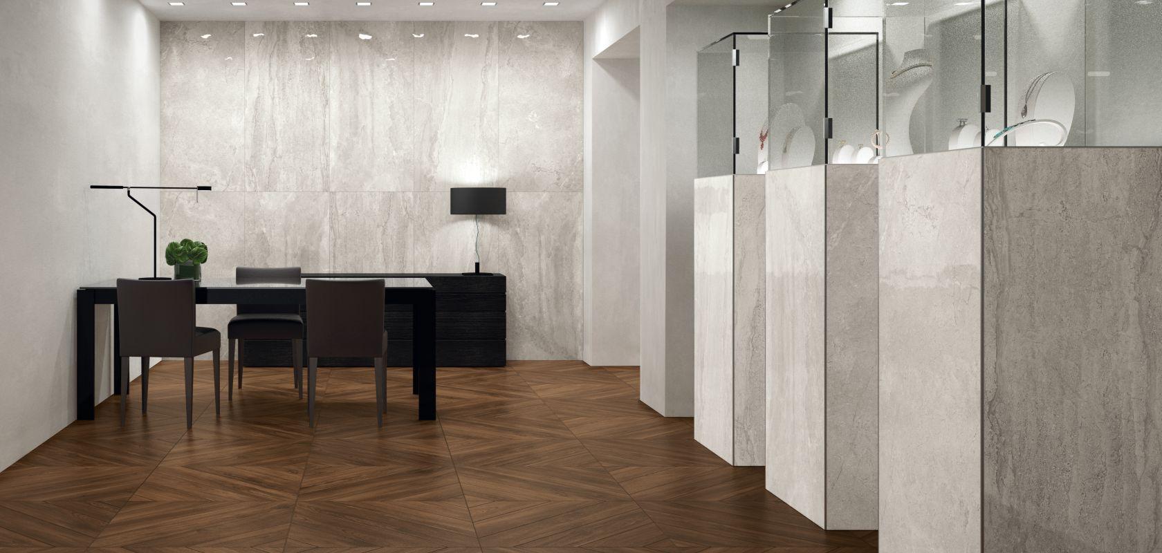 Scegli pavimenti Supergres da Cirelli arredo bagno