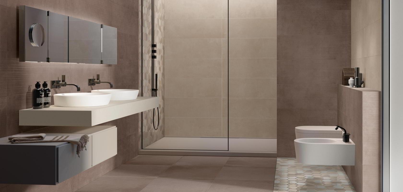 Scegli rivestimenti supergres da cirelli arredo bagno - Cirelli arredo bagno ...
